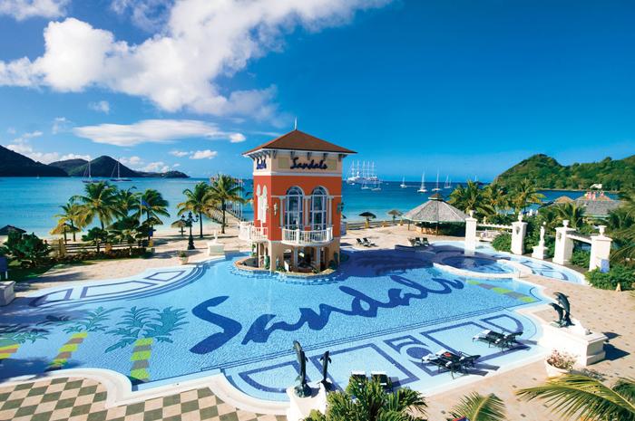Sandals Tobago