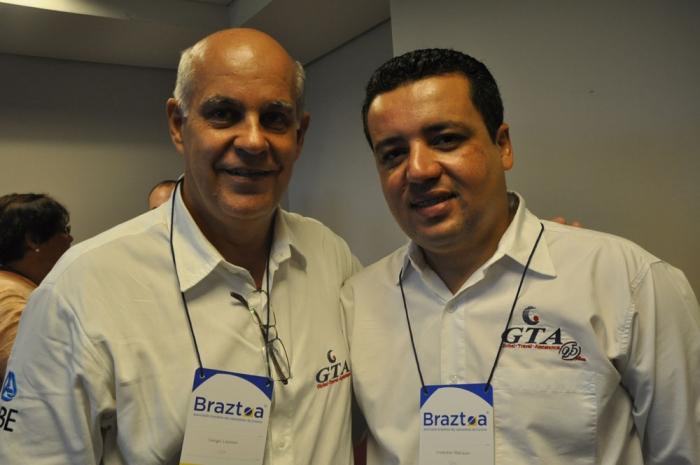 Sergio Leoneti e Anderson Marques, da GTA