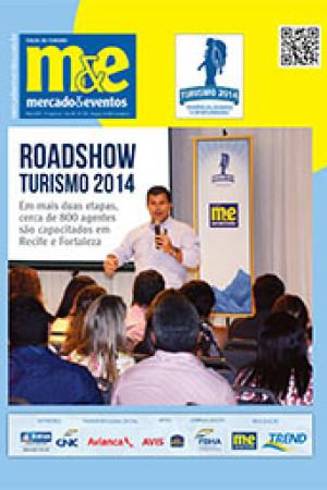 Roadshow Turismo 2014 | Recife e Fortaleza