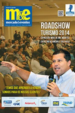 Roadshow Turismo 2014 | São Paulo e Rio de Janeiro