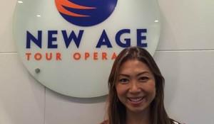 New Age anuncia nova gerente de planejamento