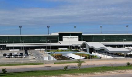 Obras no aeroporto de Manaus vão até o dia 19 de dezembro (Foto: Divulgação/Infraero)