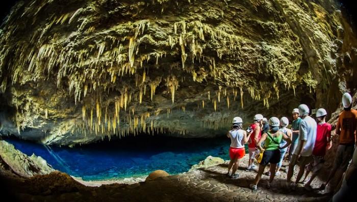 Bonito é um destino procurado, principalmente, pelas belezas naturais e pelas atividades de aventura (Foto: Divulgação)