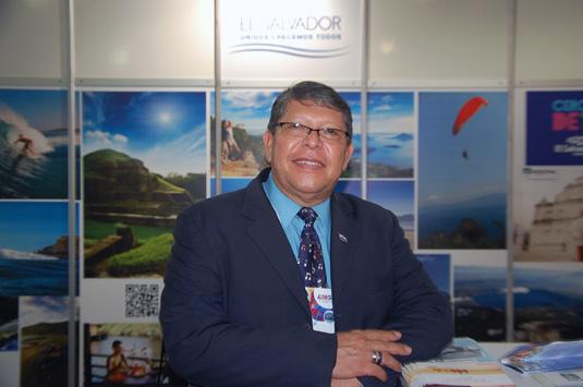 Abelino Argueta Lazo, de El Salvador