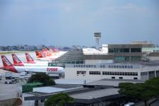 Por apoio político Temer promete não privatizar o aeroporto de Congonhas