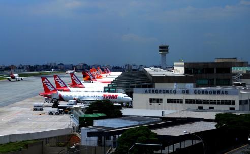 Aviação doméstica tem em abril sua pior retração desde 2012; queda da demanda supera 12%