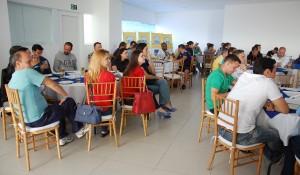 Casa do Agente realiza workshop para agentes independentes