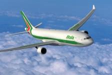 Alitalia chega ao 14° mês seguido de crescimento de receita e passageiros