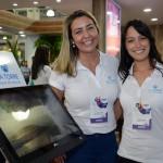 Cinthya Costa e Renata Righi, do La Torre