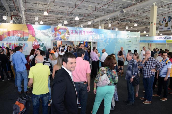 Começou a 39ª Aviesp Expo de Negócios em Turismo