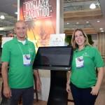 Daniel Jacob e Juliana Aranha, do Tropical Hotels