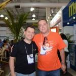 Emerson Camilo e Michael Barkoczy, da Flytour