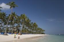 República Dominicana recebe mais de 260 mil turistas em março