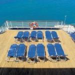 Vista do deck