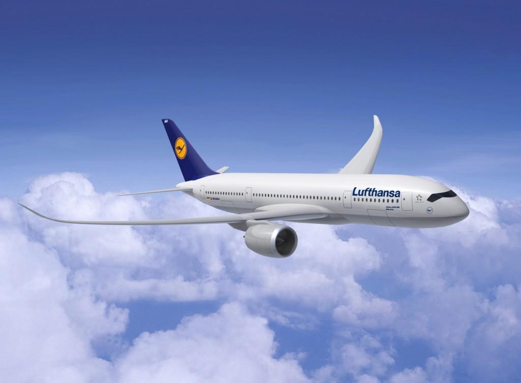 A350s começam a chegar em 2017