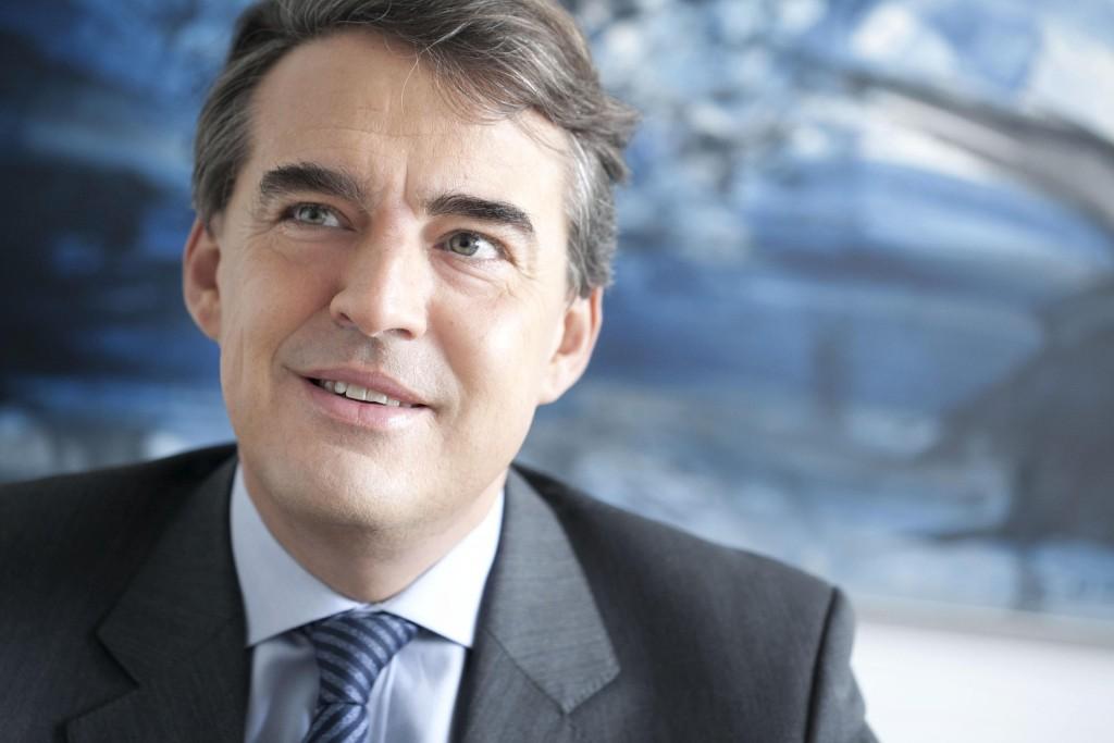 Alexandre Juniac, diretor geral da Iata