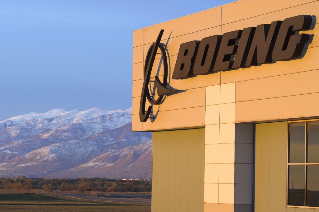 Salt Lake City Boeing Office K64512