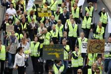 Lufthansa sofrerá com greve de comissários de bordo no próximo dia 20