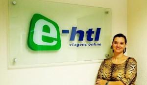 E-HTL apresenta nova executiva de Vendas para MS