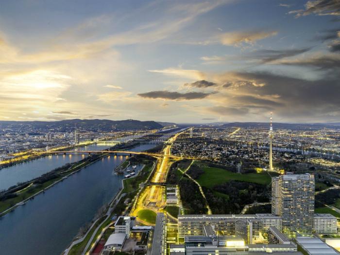 Viena registrou sétimo recorde consecutivo com balanço de 2016 (Foto: PRNewsFoto/Vienna Tourist Board)