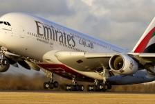 Emirates anuncia operação do A380 em Osaka, Japão
