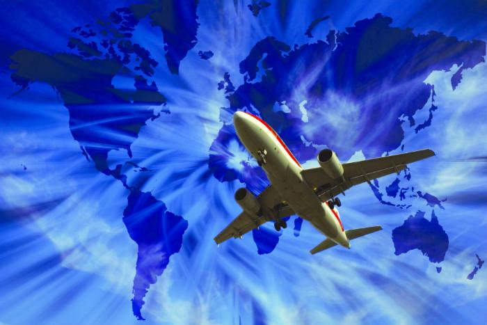 Segundo a pesquisa, apenas o continente europeu sofreu queda de demanda de voos para fora da Espanha, com 1,6% negativos