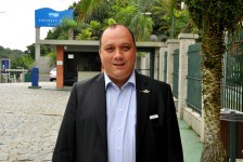 Cestrone do Infinity Blue encabeça chapa única para eleição da ABR