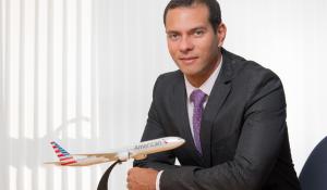 Diretor de vendas da American Airlines assume comitê da AmCham Rio