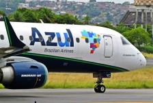 Azul é aérea brasileira mais pontual segundo OAG
