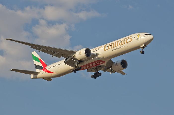 Passageiros da América Latina poderão viajar de uma cidade a outra com a Emirates