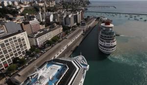 Cruzeiros na América do Sul podem triplicar com isenção de vistos, diz Clia Brasil