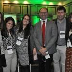 Equipe BHG: Carolina Dias Papalardo, Mariana Teixeira, Renata Rosa, Tomás Ramos, Victor Ferreira e Tatiana Costa