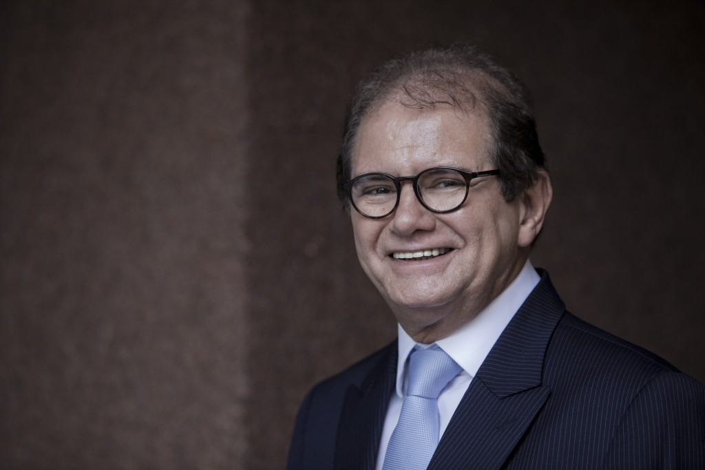 Guilherme Paulus, presidente da GJP