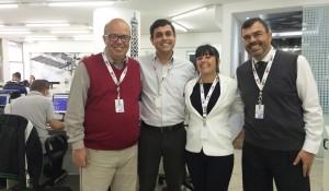 LTS tem dois novos gerentes; conheça