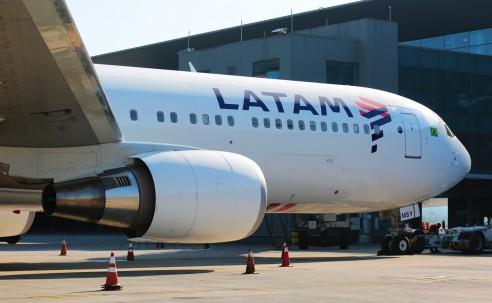 Latam inicia voo em outubro para Joanesburgo com tarifas promocionais a partir de R$ 1.766