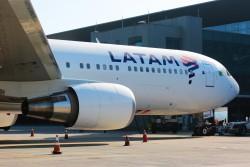 Tráfego de passageiros da Latam cresce 1,2% em maio