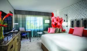 Após reforma, Universal revela os novos quartos do Loews Royal Pacific Resort; vídeo