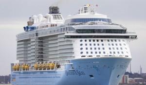 Royal Caribbean cancela temporada do Ovation of the Seas na Austrália