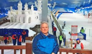 Snowland tem novo diretor