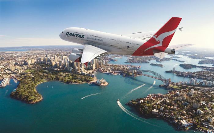 Foto: Divulgação Qantas