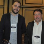 Renato Montanari e Cláudio Azevedo da APP Sistemas