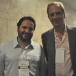 Rogério Oliveira (Rio Quente) e Edmond Mathon (Roteiros do Charme)
