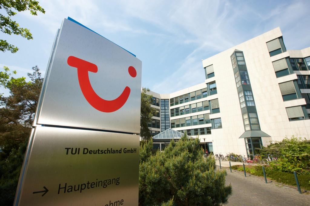 Sede do Grupo TUI, na Alemanha