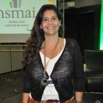 Tatiana Costa, superintendente de vendas do Marina Palace