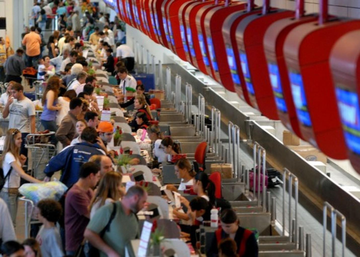 Aeroportos estão prontos para a temporada de verão, diz Infraero