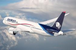 Aeromexico zera comissões no Brasil a partir de fevereiro
