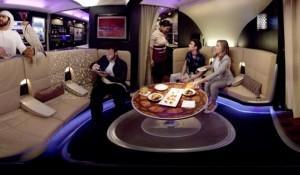 Etihad lança campanha publicitária de realidade virtual com Nicole Kidman