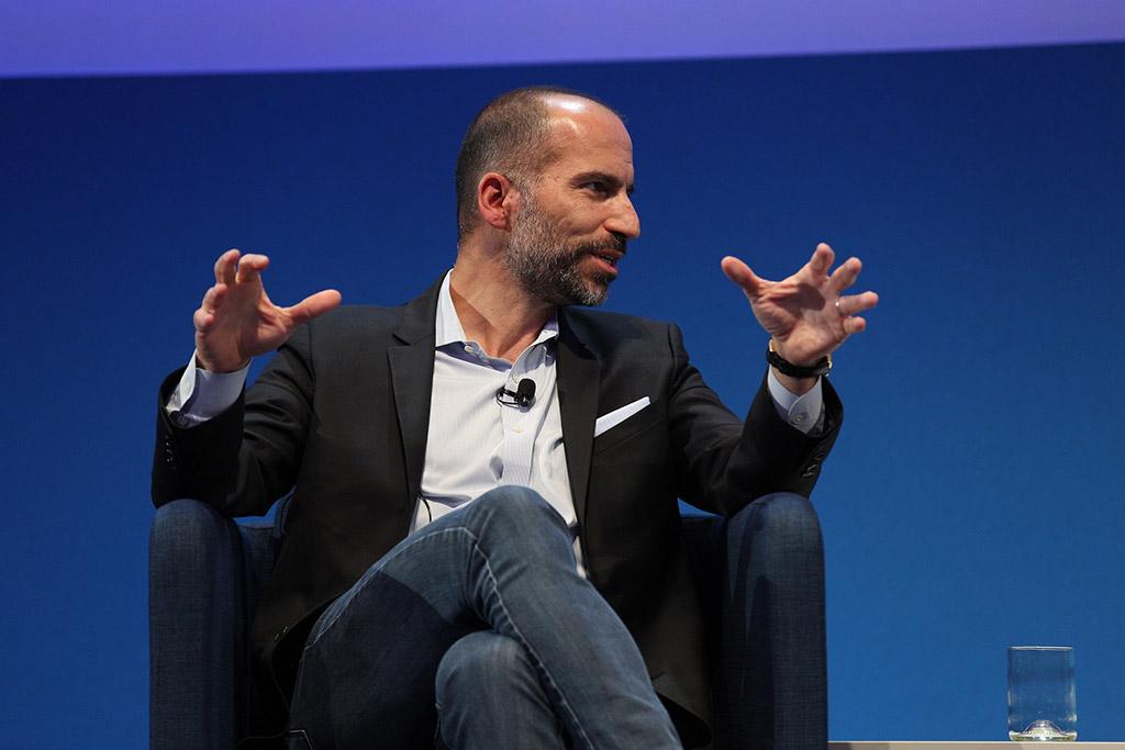 Dara Khosrowshahi, CEO da Expedia