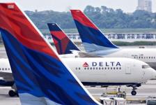 Receita operacional da Delta atinge US$ 44 bilhões em 2018