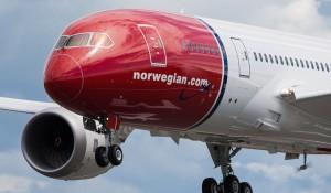 B787 da Norwegian entra na história ao fazer NY-Londres em tempo recorde